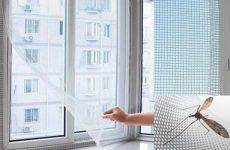 Где лучше заказать москитную сетку на окно?